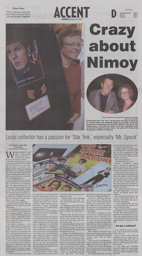 Collecting Nimoy | by beyondspock
