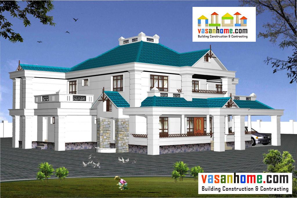 Experience Building Contractor In Coimbatore Vasanhome C