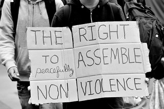 The Right to Assemble | by Joe Josephs: 4,064,673 views - thank you