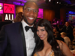 Larry Fitzgerald + Mayra Veronica - Fight Night
