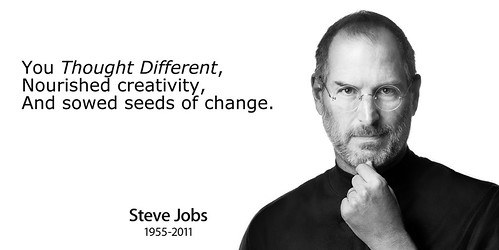 Steve Jobs Tribute Haiku | by aforgrave