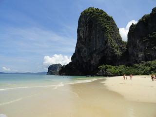 Krabi, Phra Nang Beach | by travelourplanet.com