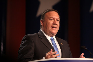 Mike Pompeo | by Gage Skidmore