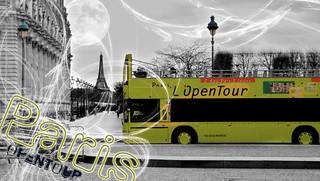 Paris OpenTour   by SuzuKube