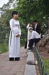 Com a tot Àsia, fotos de casaments