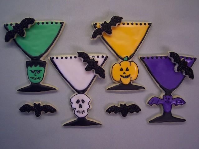 Halloween Martinis