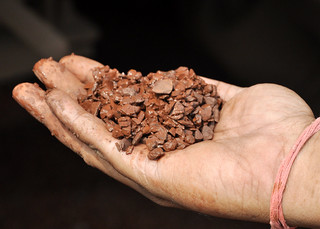 Washed iron ore from M2500 | by CDEGlobal