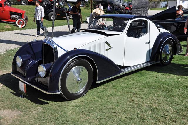 1934 Voisin C27 Aero Sport