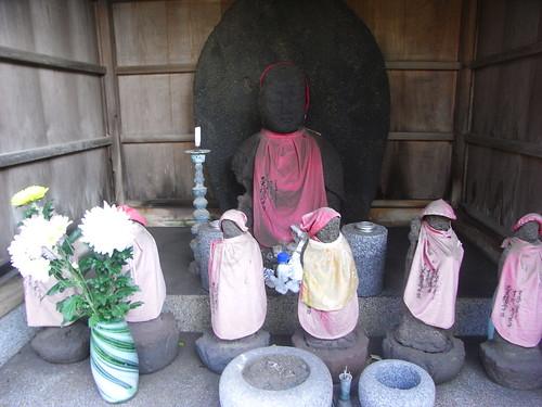 2011/11/20 (日) - 13:26 - 光触寺 - 塩嘗め地蔵