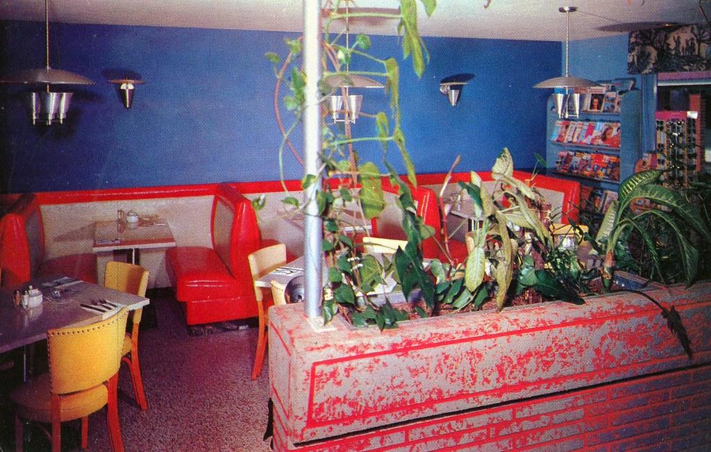 Buccaneer Motel Restaurant Treasure Island St Petersburg
