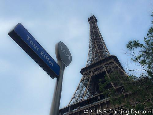 Tour Eiffel | by refractingdymond