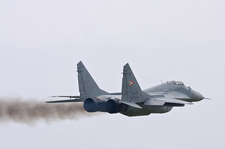 MiG-29 Hungary
