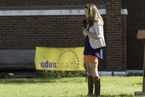 SDSU Health Kickoff Event