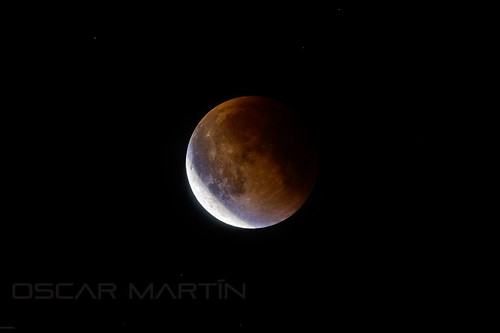 total lunar eclipse 2015-09-28 (OSAE) Salamanca (2) | by Oscar MM