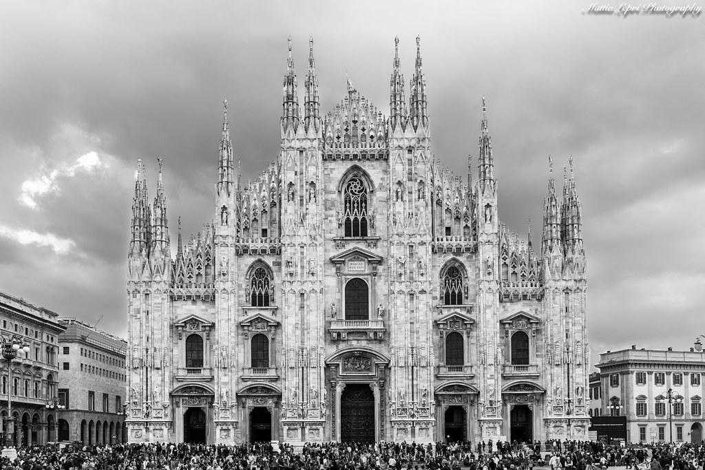 Il Duomo Di Milano Mattia Lepri Flickr
