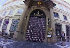German Embassy, Praha
