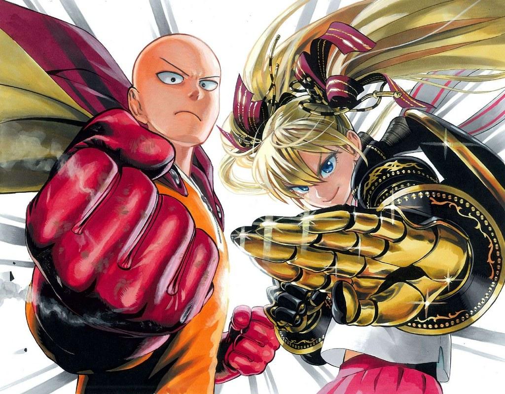 One Punch Man Hd Wallpaper Animewallpaperintk20151108