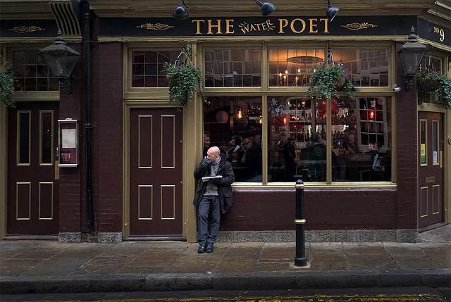 The Water Poet