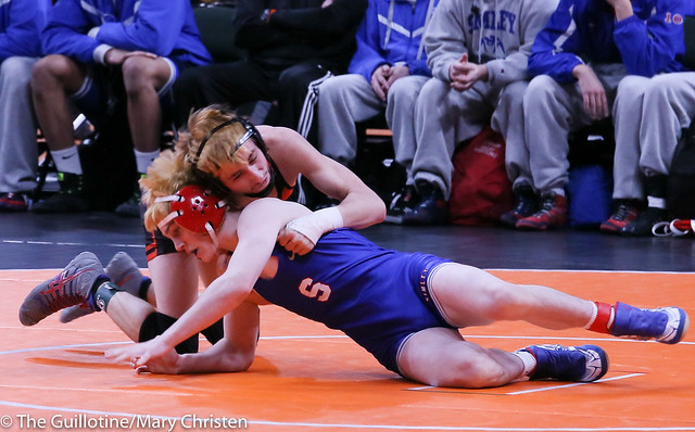 113 - Ryan Sokol (Simley) over Kyle Lundberg (Grand Rapids) TF 19-4