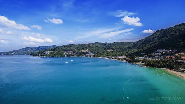 Patong Beach, Phuket Thailand