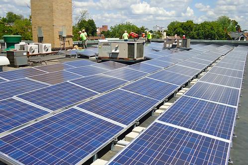 JCC - Delaware Ave - Buffalo, NY | by Solar Liberty
