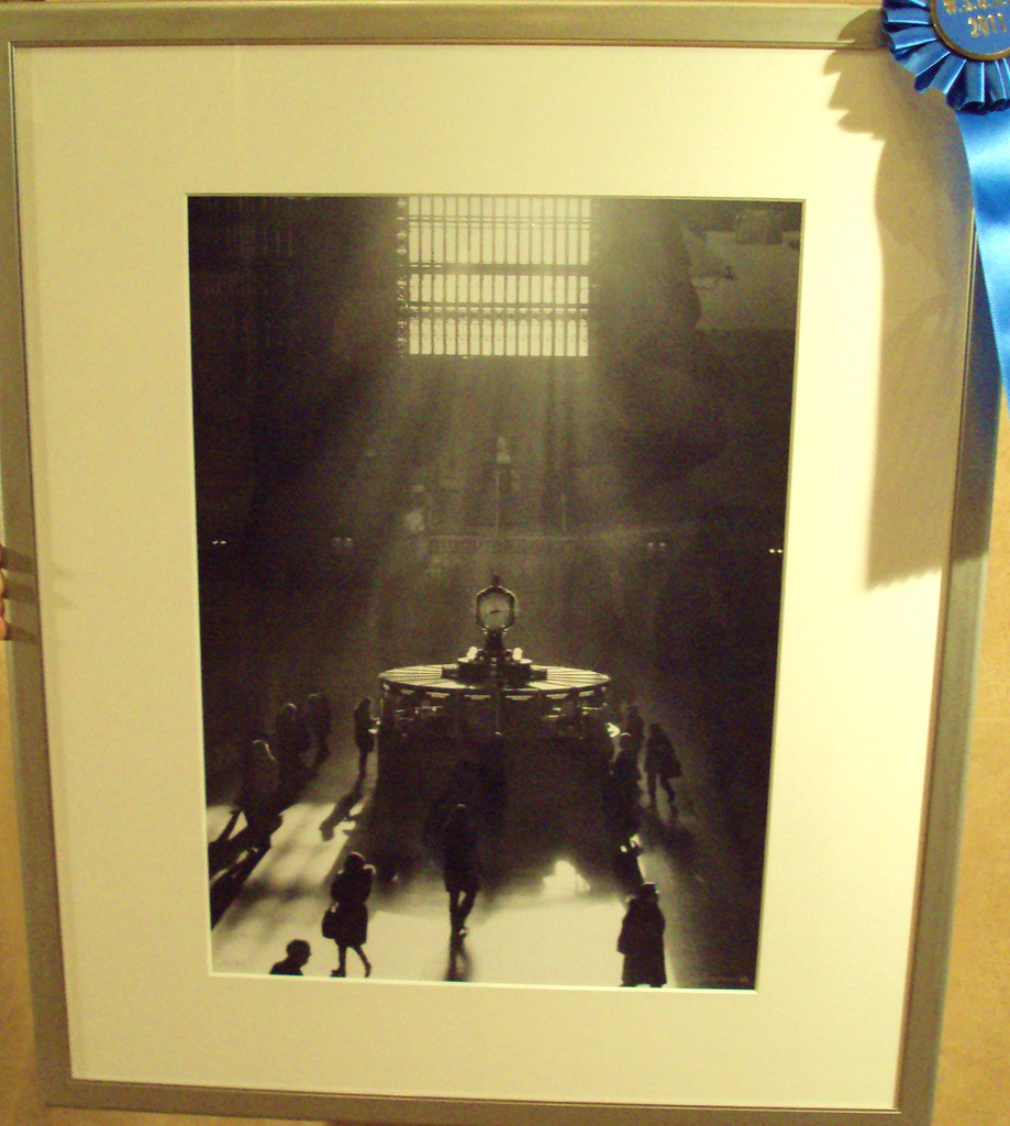 Grand Central Terminal Michael J Leu First Prize Photo Flickr
