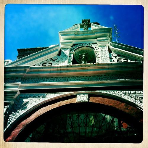 Angelito. San Jerónimo Xayacatlan, Puebla. México.