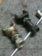 ride-height adjuster for YZF750