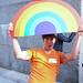 Creative Mornings NYC - Jessi Arrington's Rainbow Parade