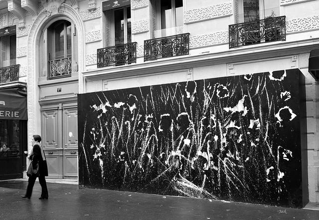 le 1° avenue Mac Mahon - Paris