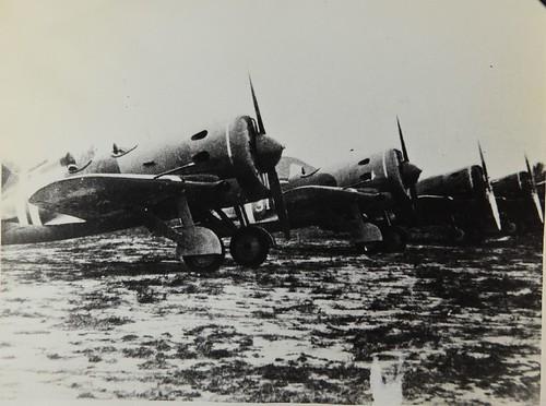 Polikarpov, I-16 (Tskb-2), 2 Seater | by San Diego Air & Space Museum Archives
