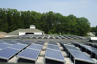 Clifton Park Highway Garage | by Solar Liberty