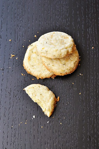 Basil Shortbread | by GF in the City