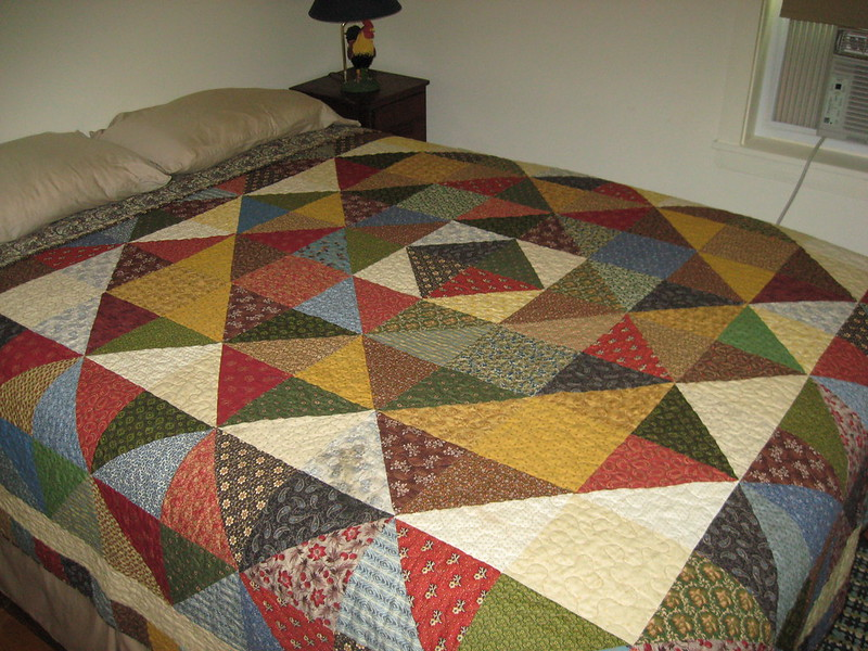 Bed Quilt 2
