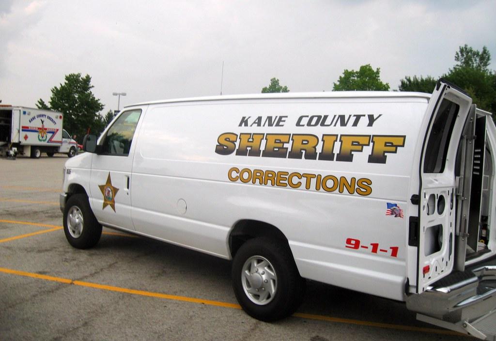 IL - Kane County Sheriff Corrections | Taken at Kane County