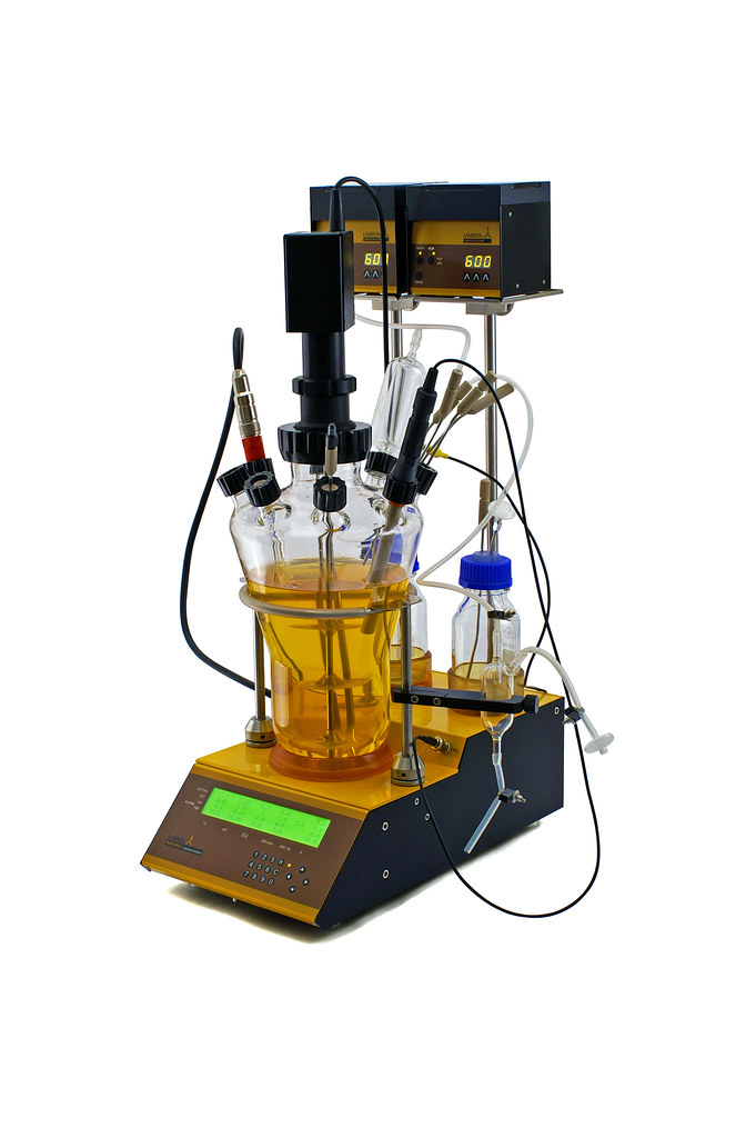 Terms Of Use >> #800010-1 MINIFOR laboratory fermentor-bioreactor advanced… | Flickr