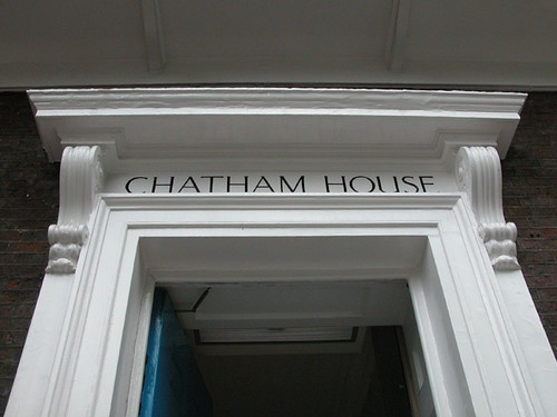 Entrance | by Chatham House, London