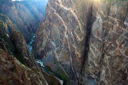 colorado canyon blackcanyonofthegunnisonnationalpark