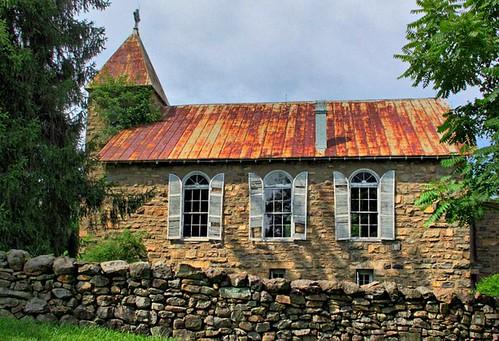 church rural virginia countryside country historic va stonechurch oldstonechurch route522 winstonvirginia