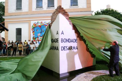 Arsenale della Speranza - San Paolo - Brasile