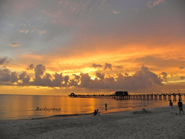 Naples Beach Florida