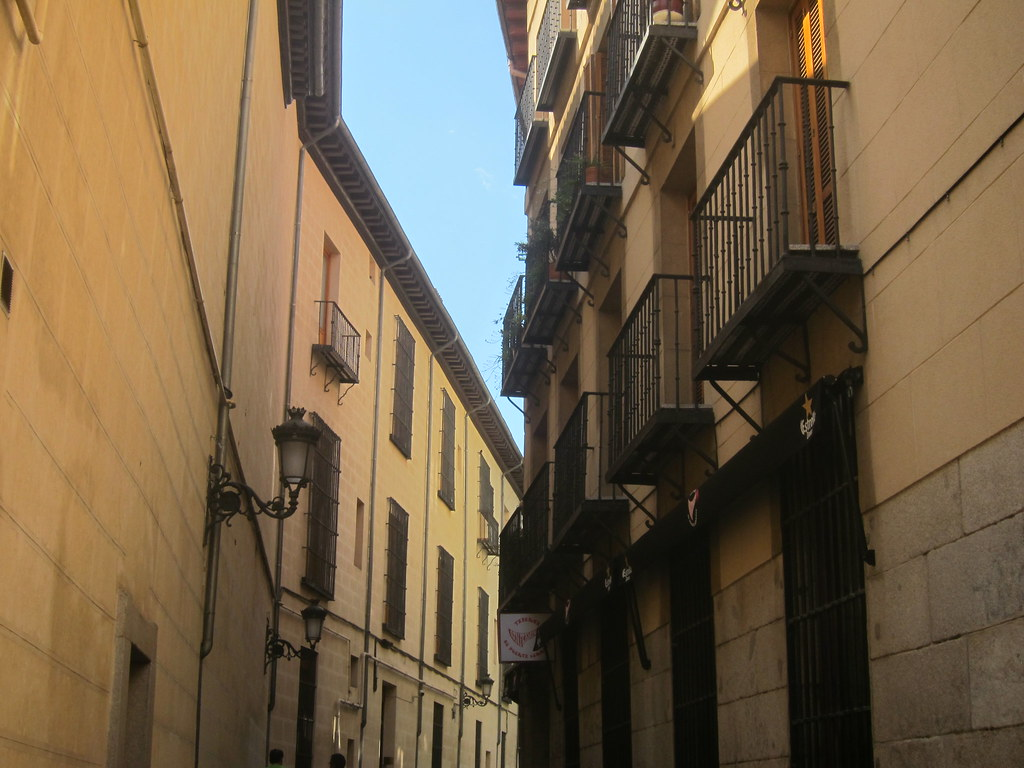 Calle De La Pasa Madrid Guias Gratis Carmen Voces Flickr