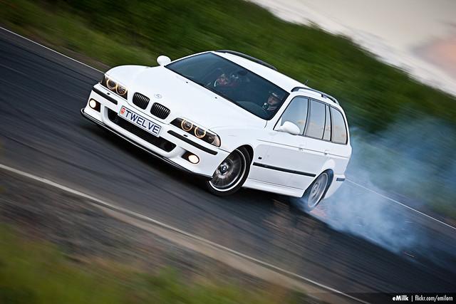 BMW E39 Touring ( M5 - S62B50 )