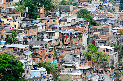 Rio Favela | by David Schenfeld