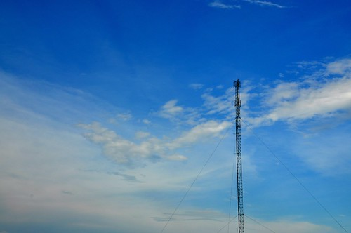 Microwave Tower of Power