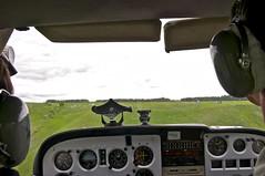Tatarstan from a Cessna 172