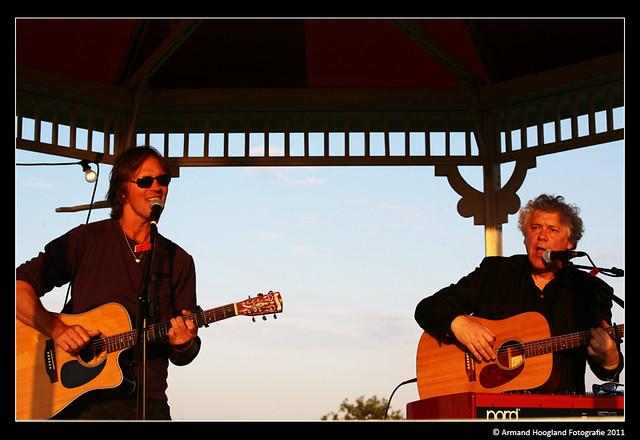 Chris James & Laurens Reij @ Summerbreek 2011