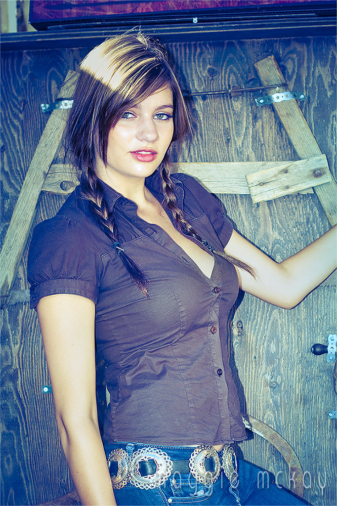 Calgary Stampede Maggie Mckay Flickr