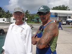 wo, 15/09/2010 - 02:25 - 06_ Paul in gesprek met een Polynesier van de Cooks
