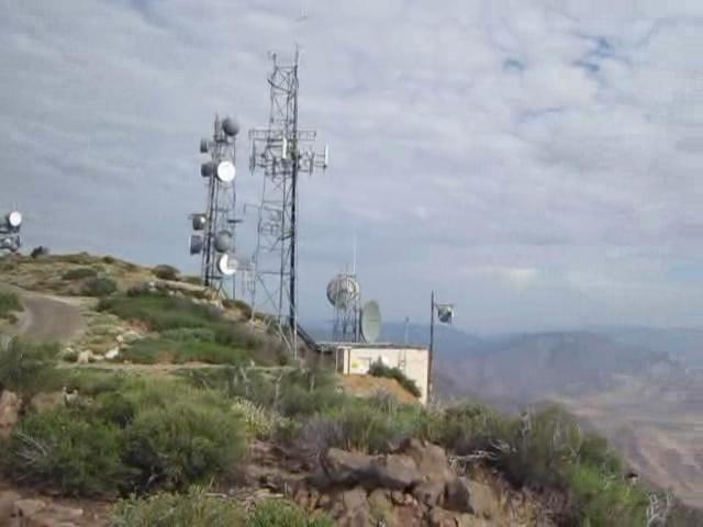 132 Monument Peak panorama video